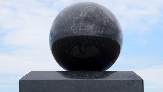 Denkmal für Struve-Bogen