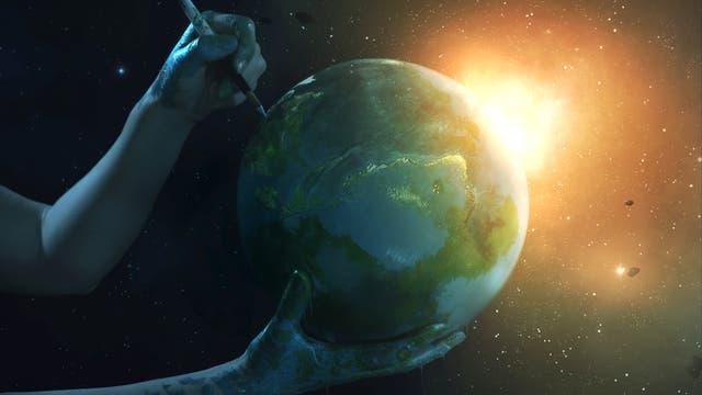 Schaffung der eigenen Welt