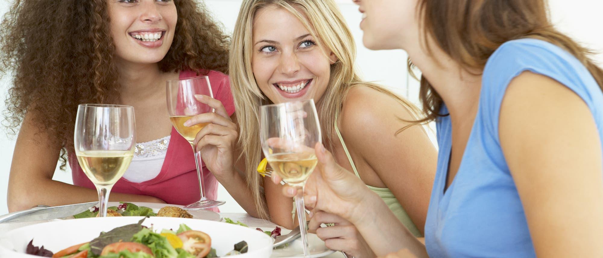 Gemeinsam schmeckt das Essen besser!