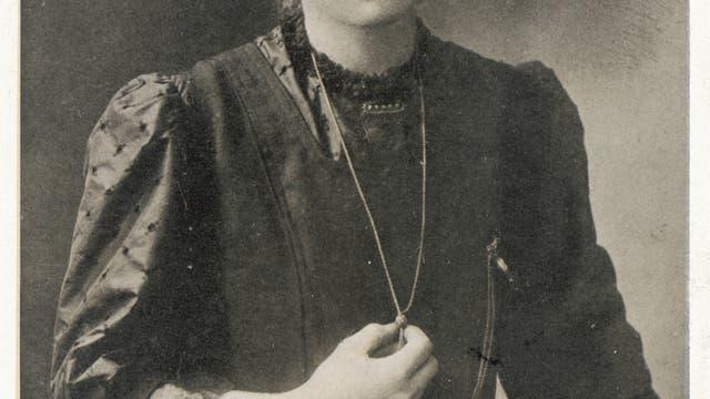 Porträt Marie Curie