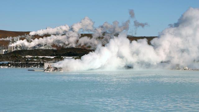Geothermie auf Island