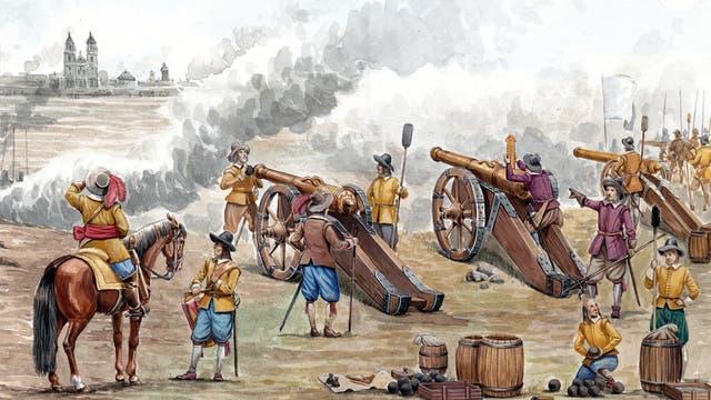 Dreißigjähriger Krieg
