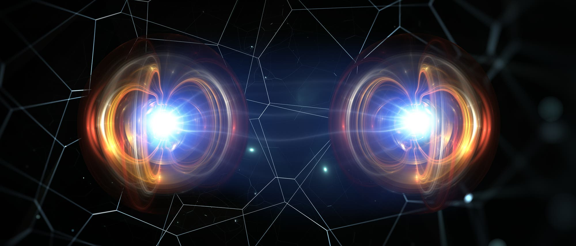 Zwei Quantenobjekte