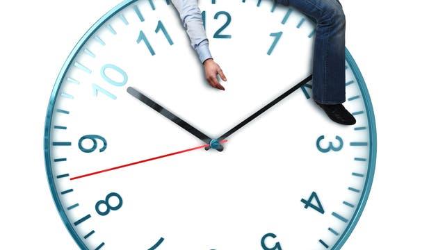 Schlaff o'clock
