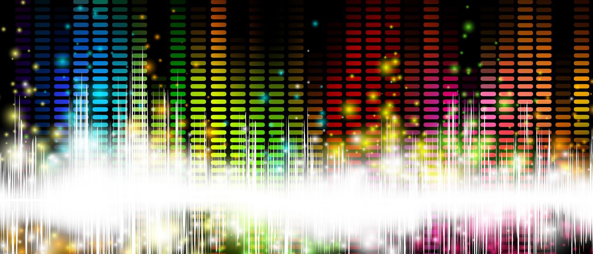 Licht und seine Spektralfarben