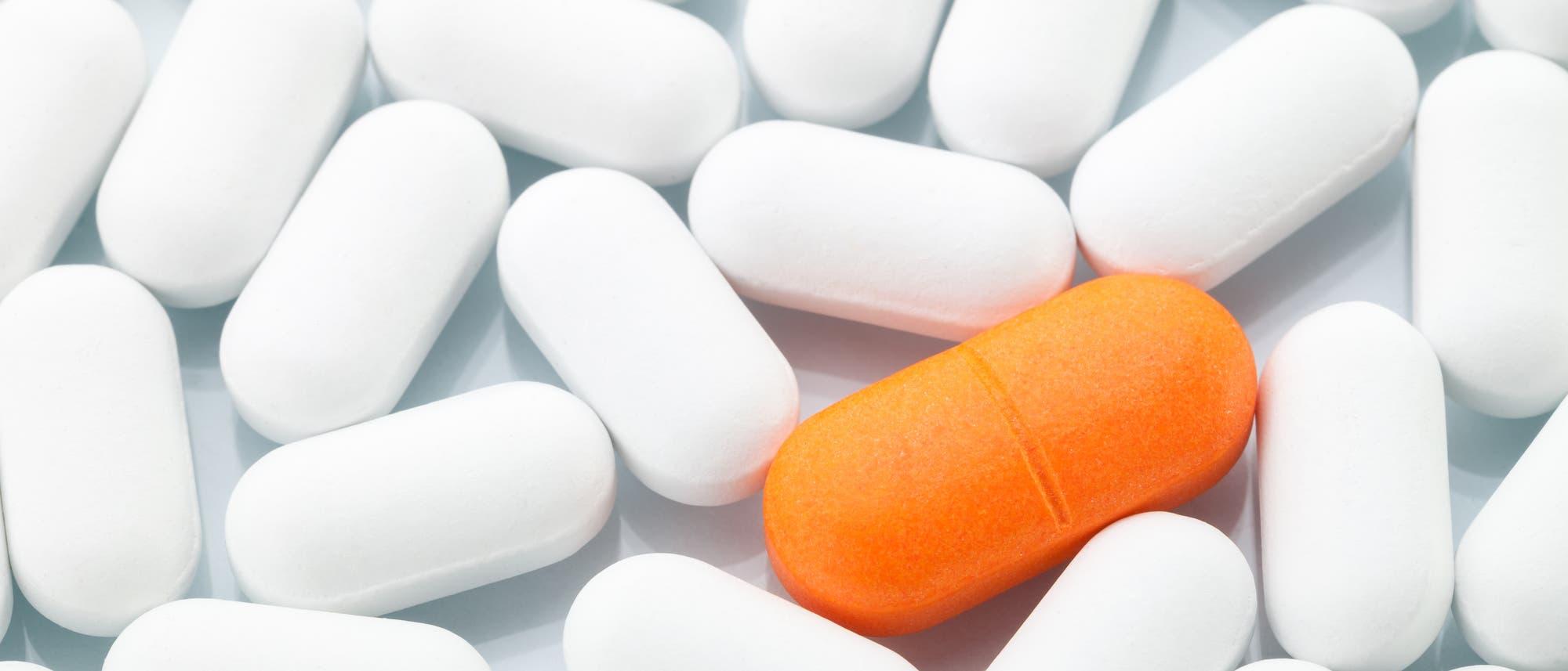 Eine Pille anders als die anderen - oder doch nicht?