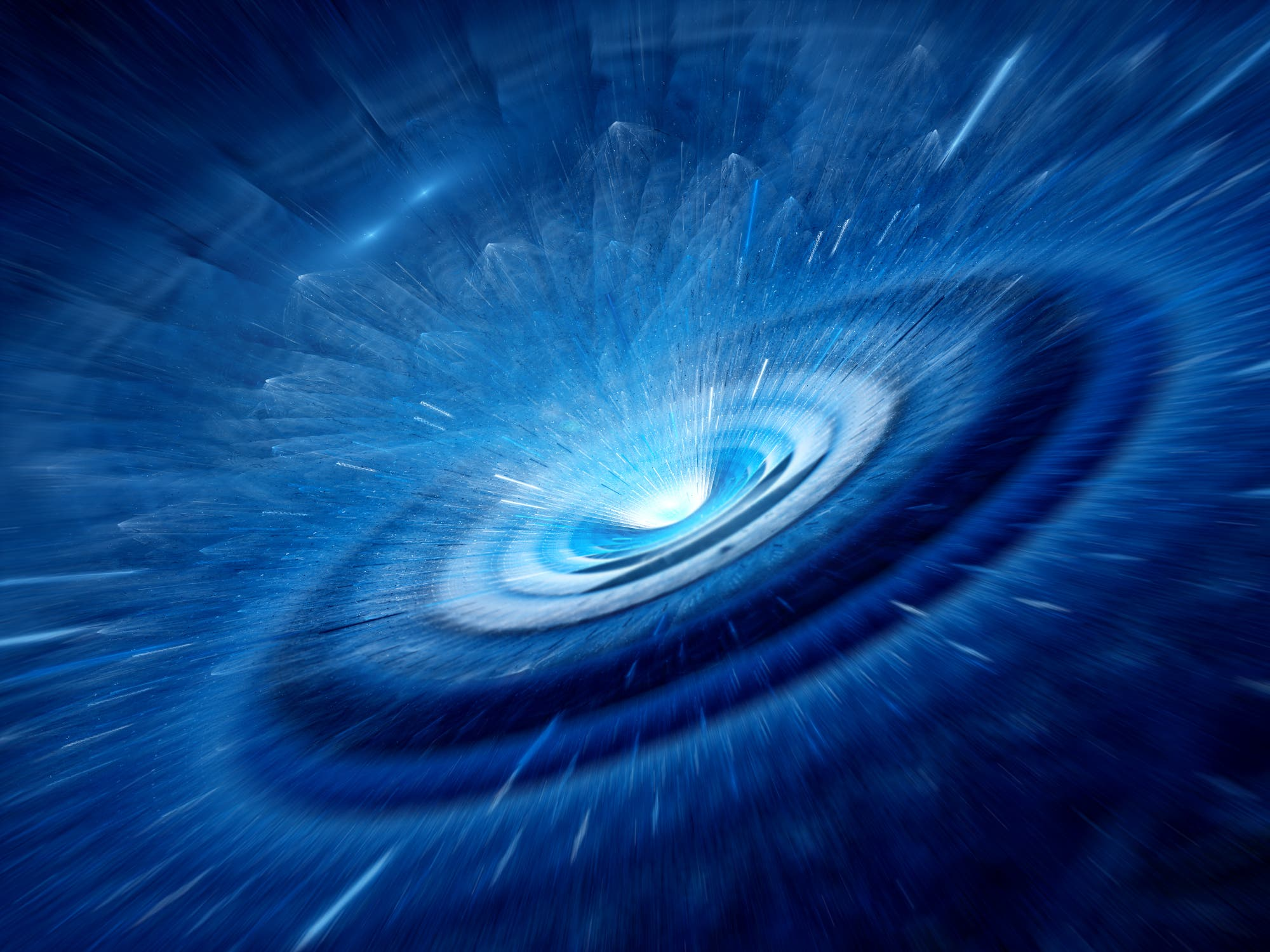 Noch sind Zeitreisen unmöglich. Doch die Quantenphysik könnte Ausnahmen erlauben.