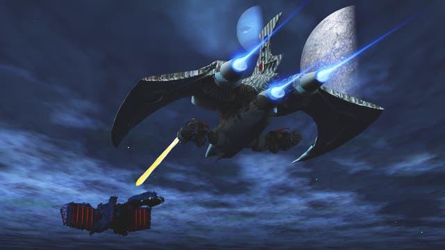 Weltraumschlacht