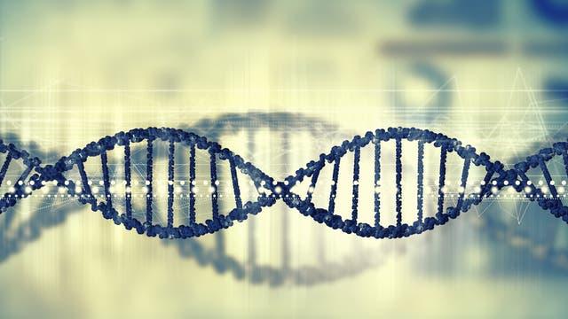 DNA-Illustration