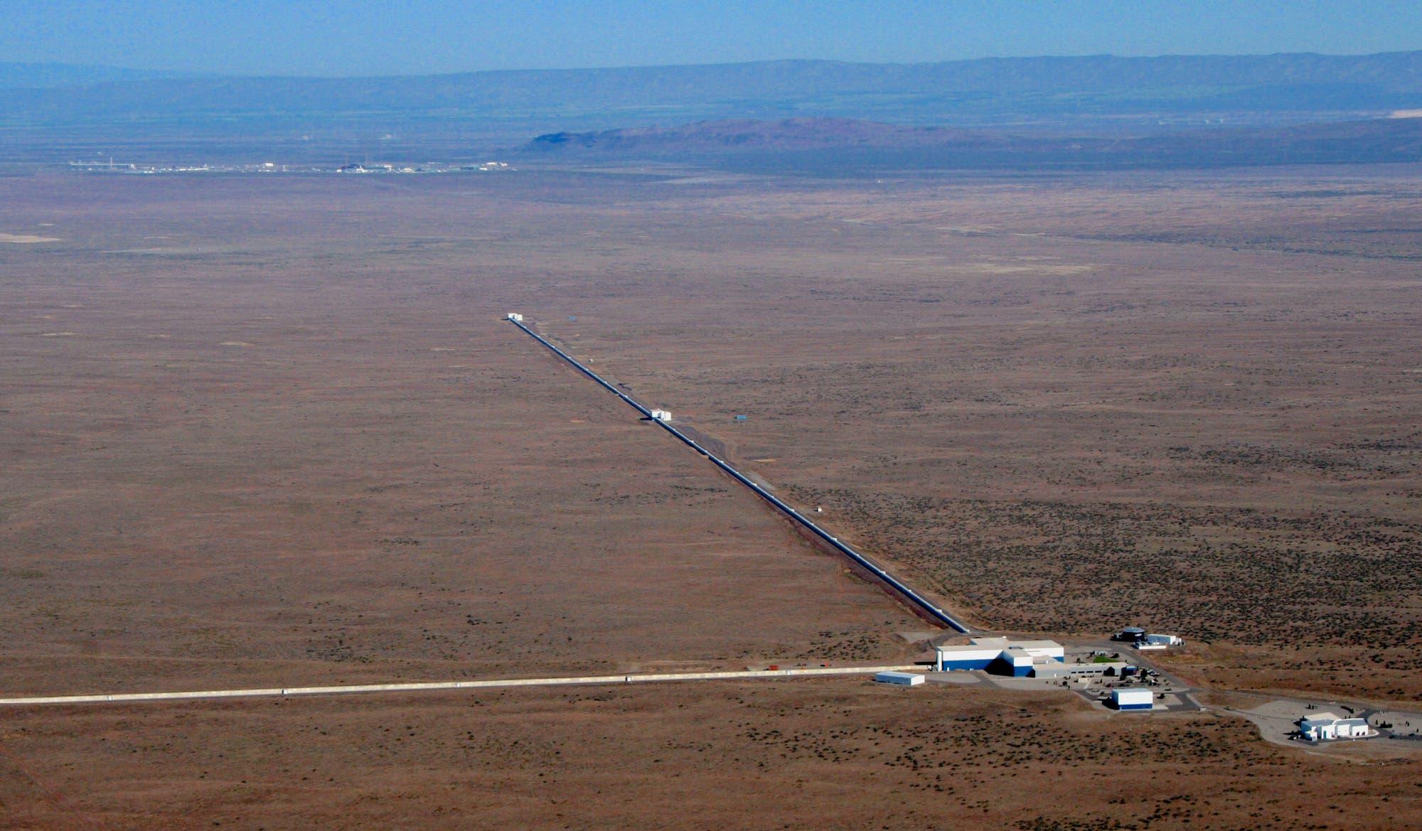 LIGO-Observatorium in Hanford