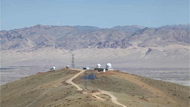 Ali-Observatorium groß