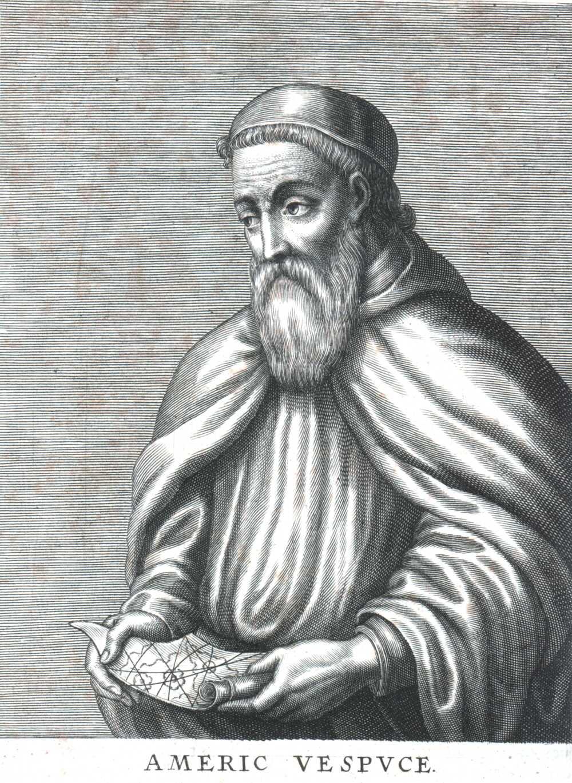 Porträt des Amerigo Vespucci
