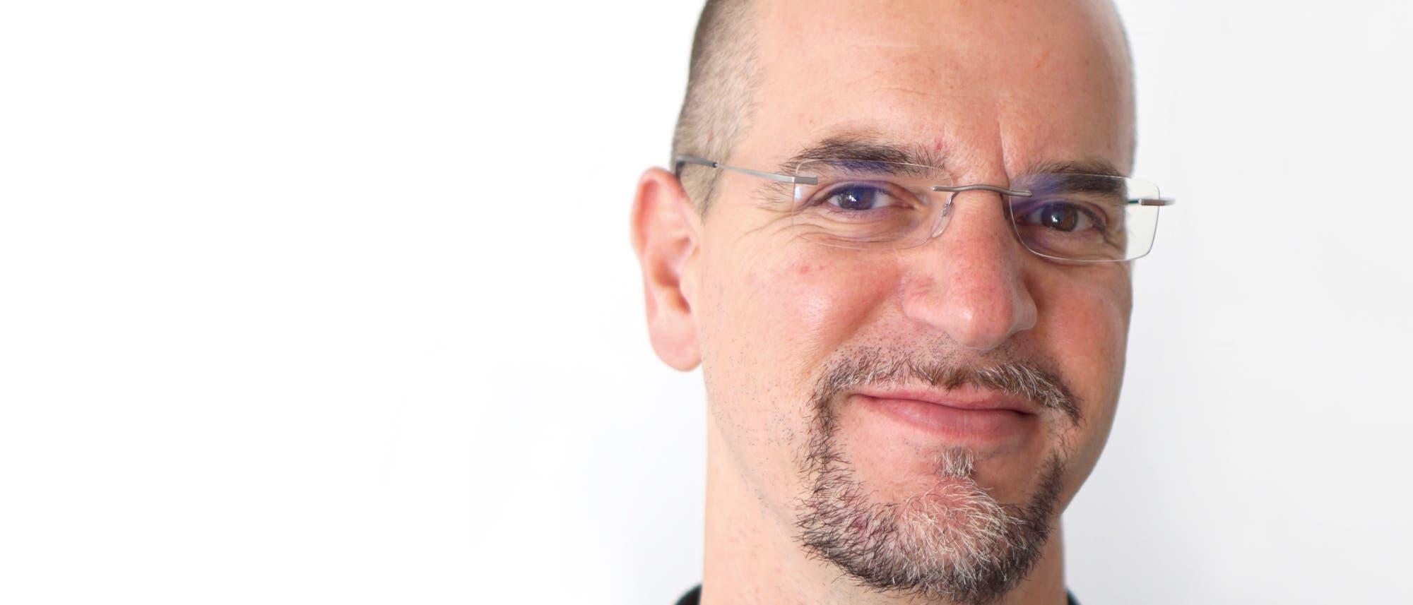 Andreas Müller, Chefredakteur »Sterne und Weltraum«