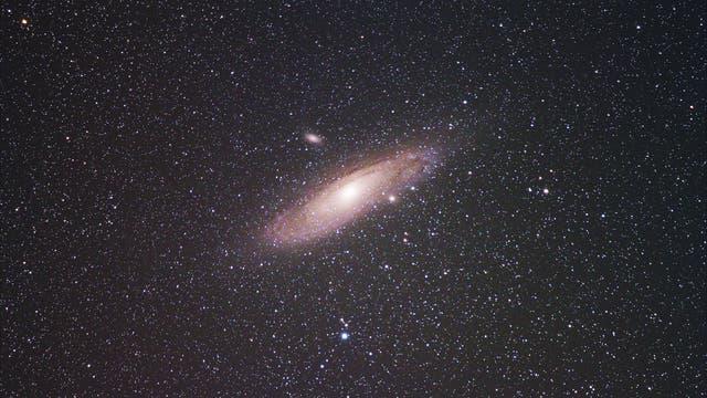 Die Andromedagalaxie Messier 31