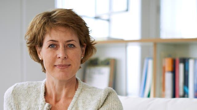 Die Hamburger Psychologin Angélique Mundt überbringt gemeinsam mit Polizisten Todesnachrichten.