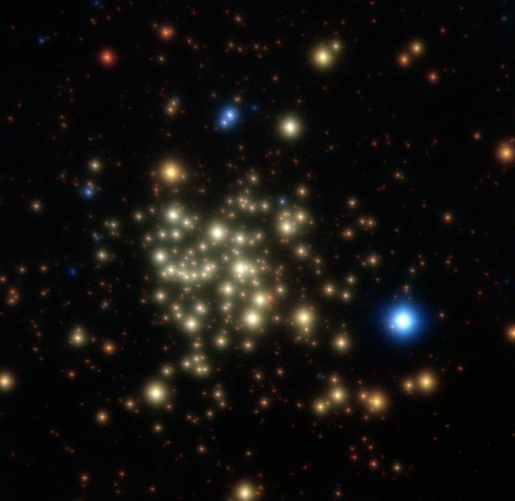 Arches-Sternhaufen