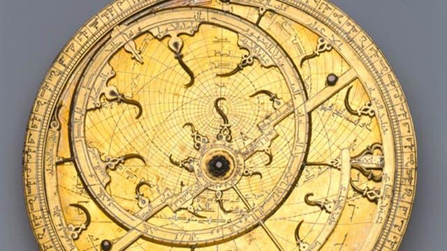 Antikes Astrolabium