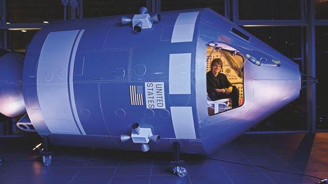 Apollo-13-Raumkapsel