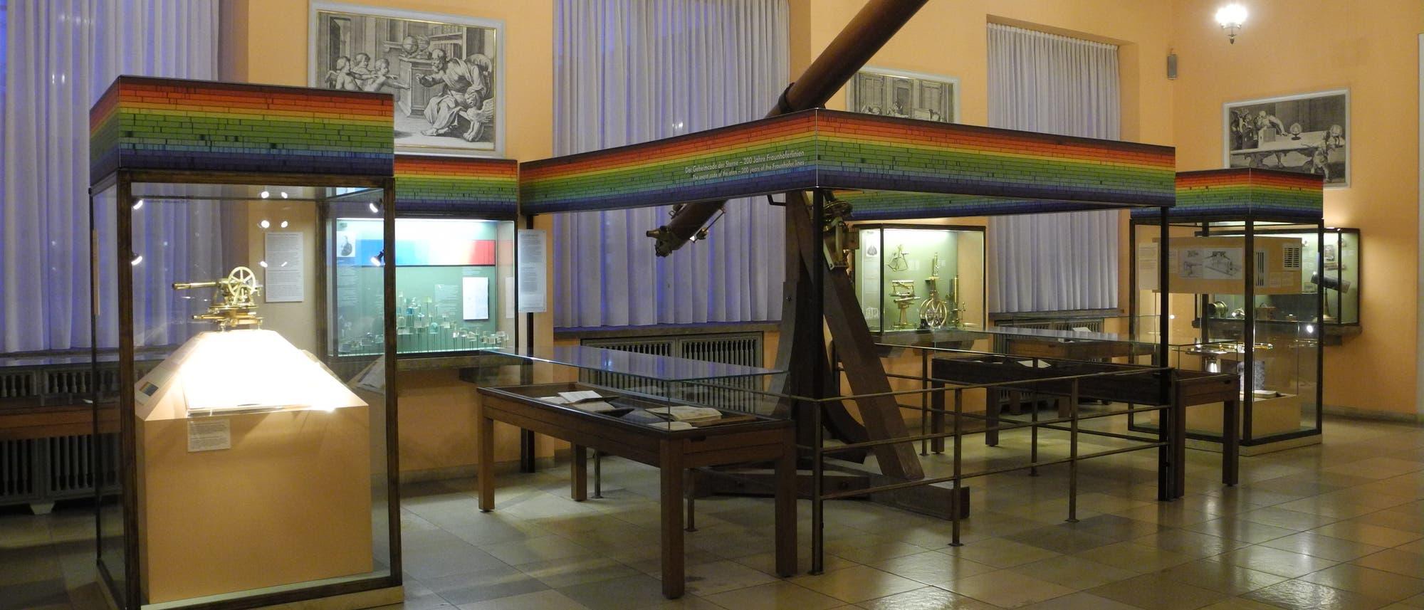 """Sonderausstellung """"Der Geheimcode der Sterne"""" im Deutschen Museum"""
