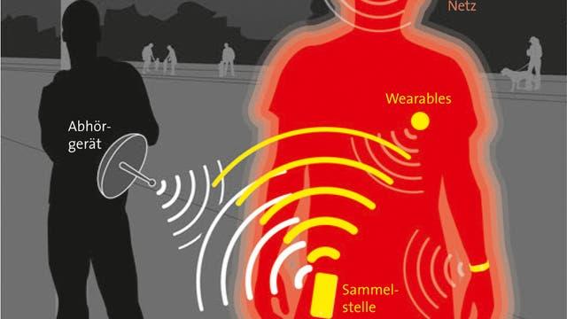 Wearables - tragbare Elektronikgeräte