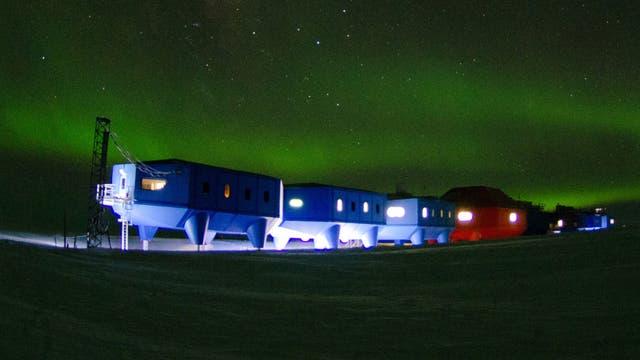 Die britische Antarktisstation Halley VI muss umziehen