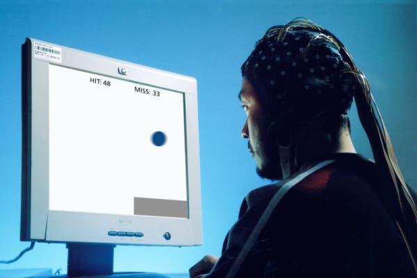 Computerspielen per Gedankenkraft