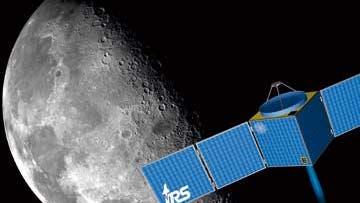 BW1 am Mond