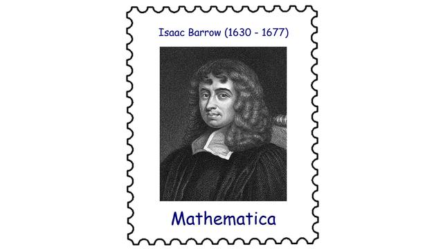 Isaac Barrow (1630–1677)