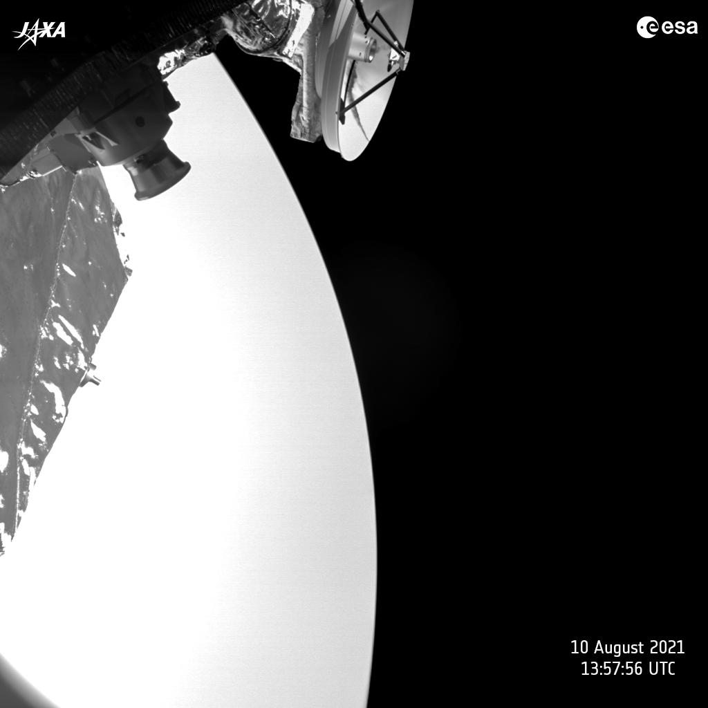 Vorbeiflug an der Venus