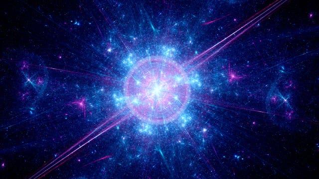 1. Entwicklung des Universums - Anfang und Ende