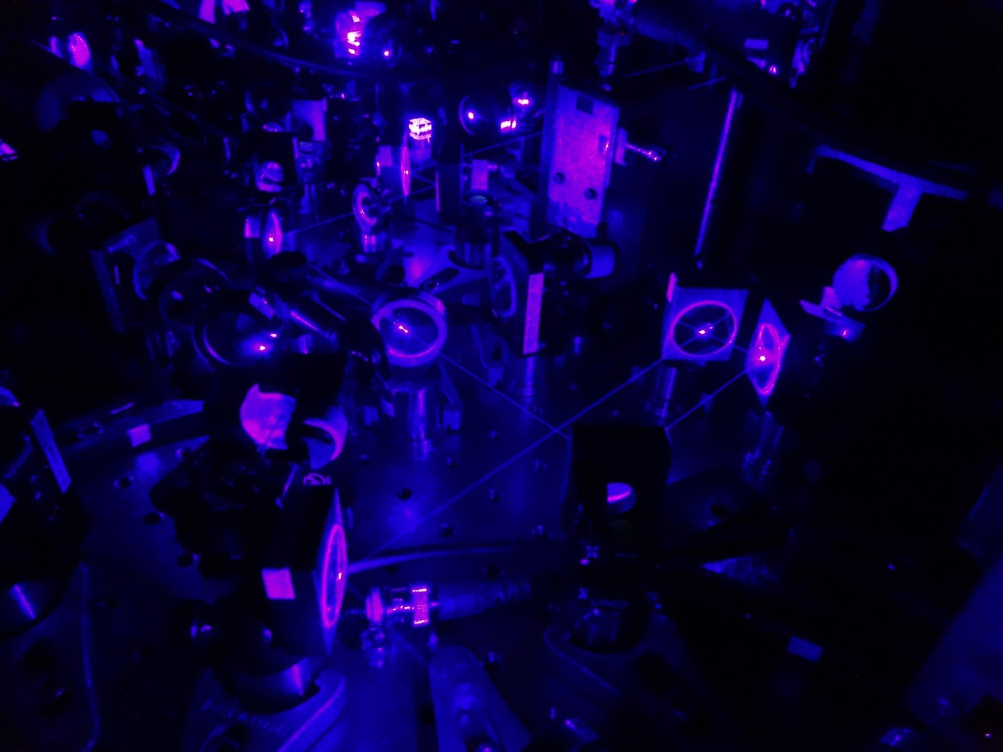 Messungen an einzelnen Photonen