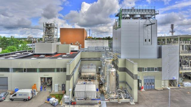 Karlsruher bioliq-Anlage