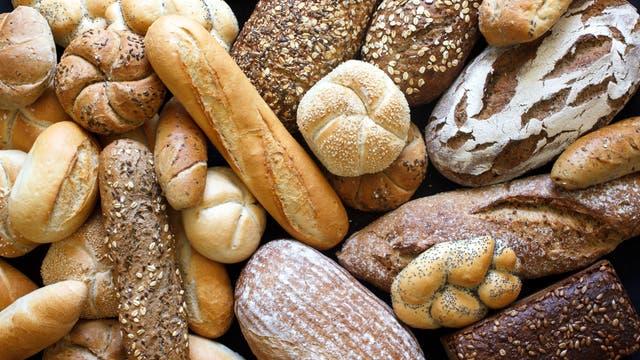 Brot und Brötchen in großer Vielfalt