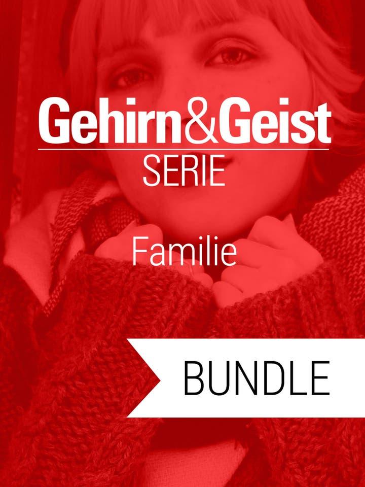 Gehirn&Geist Digitalpaket: Gehirn&Geist Serie Familie