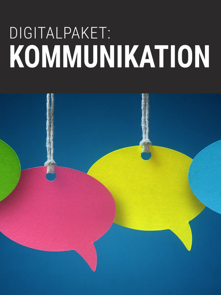 Digitalpaket Kommunikation Teaser