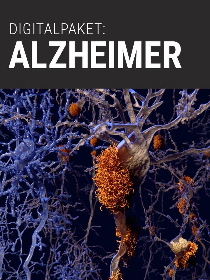 Digitalpaket: Alzheimer und Demenz Teaser