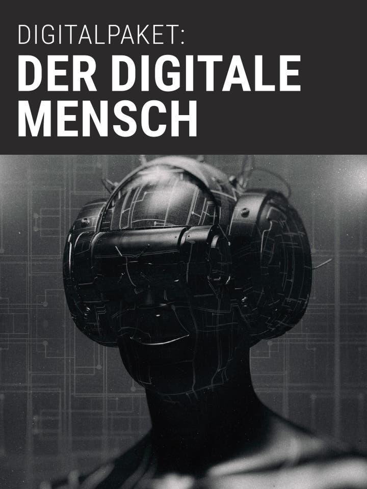 Spektrum der Wissenschaft Digitalpaket: Der digitale Mensch