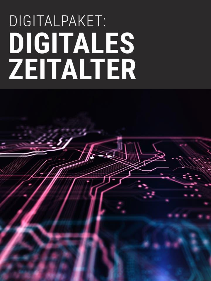 Digitalpaket: Digitales Zeitalter Teaserbild