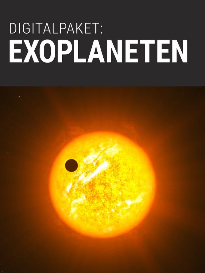 Digitalpaket Exoplaneten Teaserbild