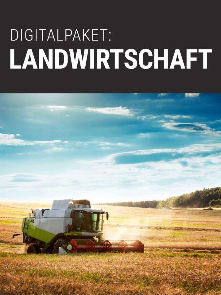 Digitalpaket: Landwirtschaft Teaserbild