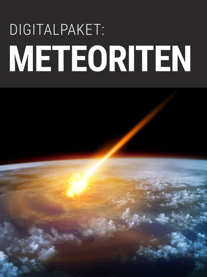 Digitalpaket Meteoriten Teaserbild
