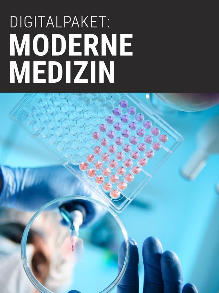 Spektrum.de Digitalpaket: Moderne Medizin
