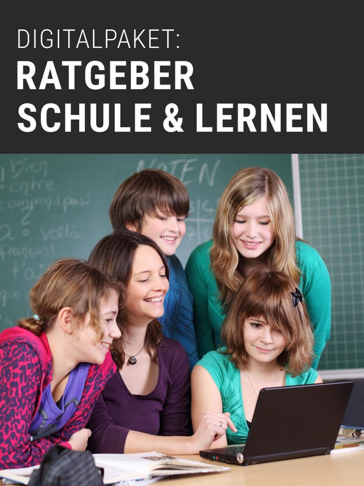 Digitalpaket Ratgeber Schule & Lernen