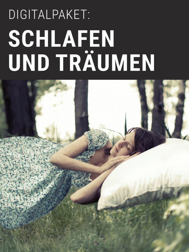 Gehirn&Geist Digitalpaket: Schlafen & Träumen