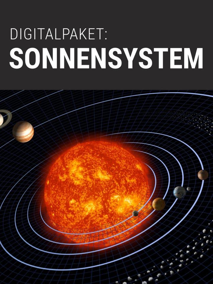 Spektrum.de Digitalpaket: Sonnensystem