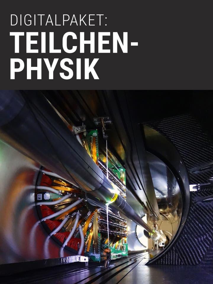 Spektrum der Wissenschaft Digitalpaket: Teilchenphysik