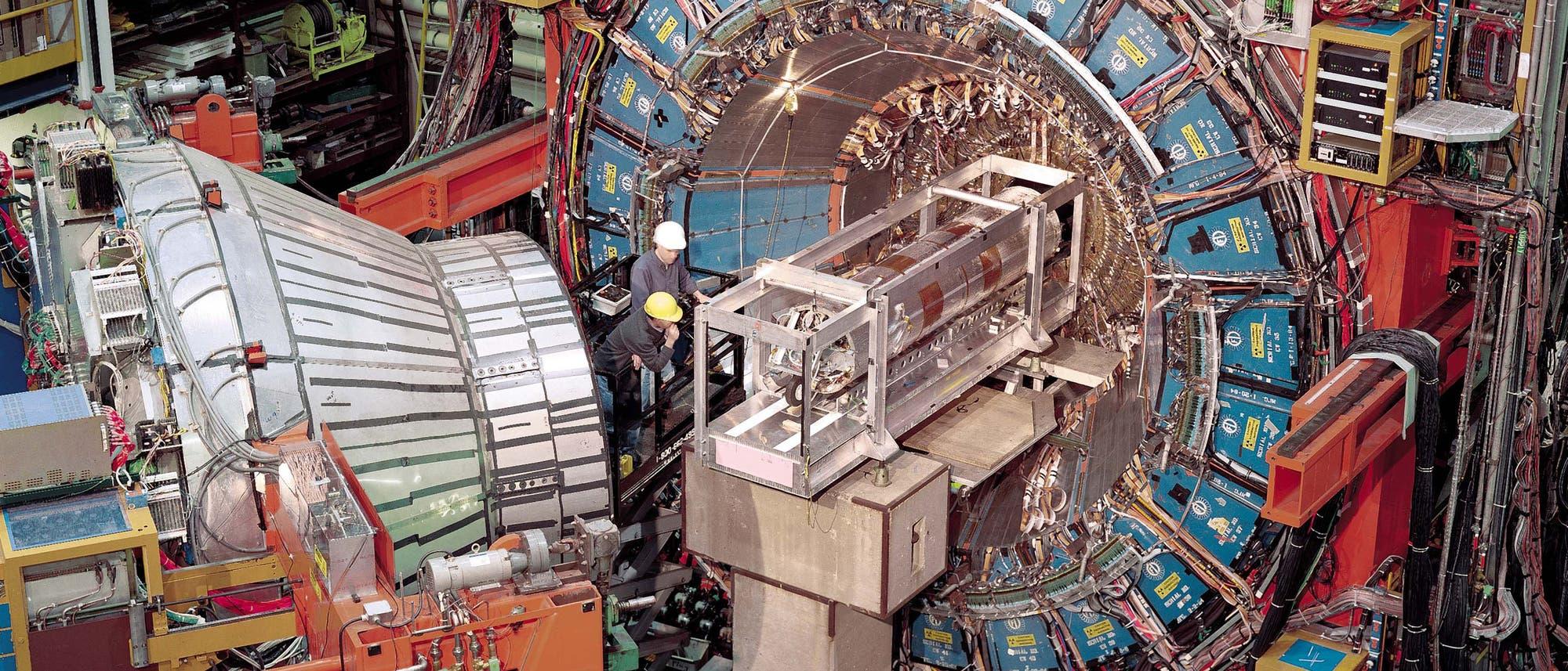 Collider Detector am Fermilab (CDF)