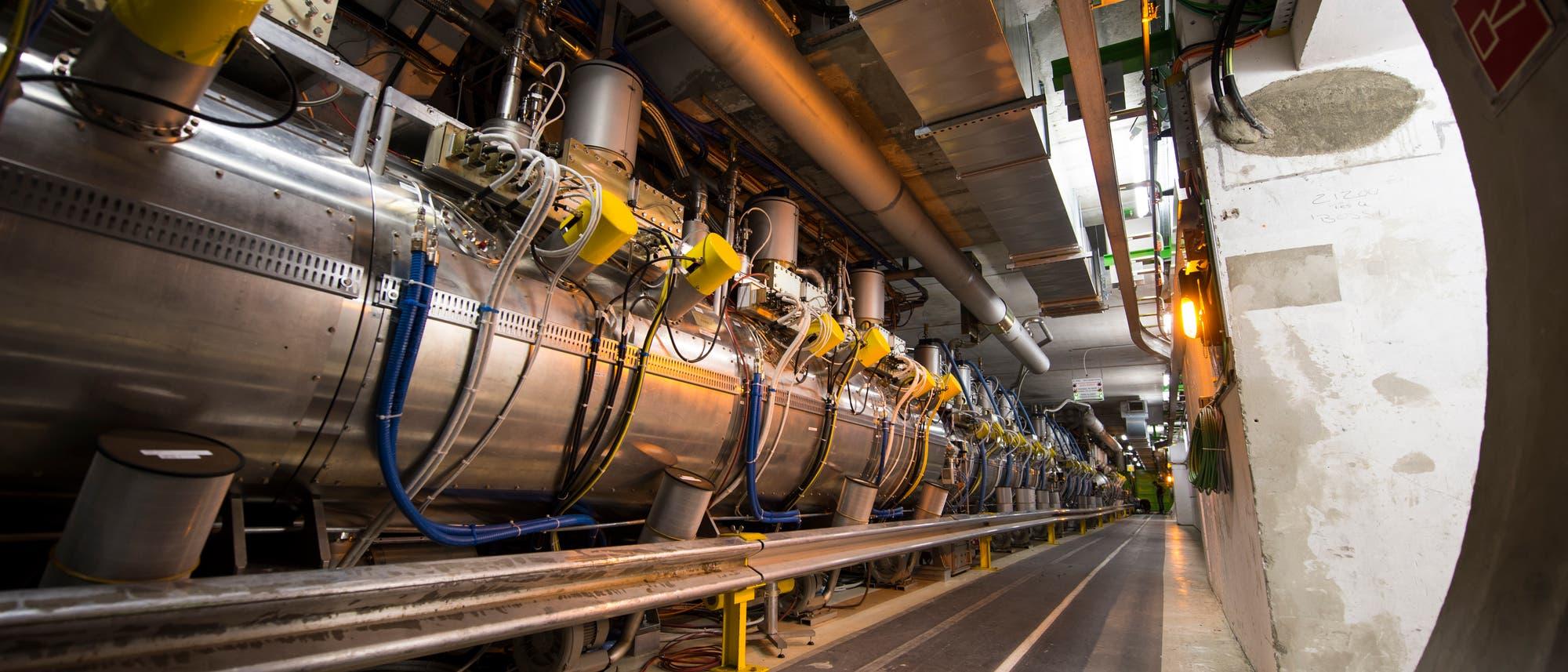 LHC-Tunnel