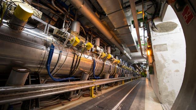 Suche am CERN