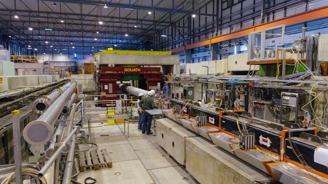Das NA64-Experiment am CERN
